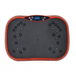 Touchless Red fitness vibrating machine
