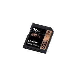 Lexar Professional 633x U1 SDHC/XC 16GB