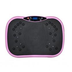 Touchless Pink fitness vibrating machine