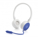 HP Headphone H2800 DF Blue