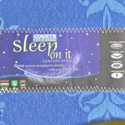 Sleep On It Econo Comfort Double 150x190 cm