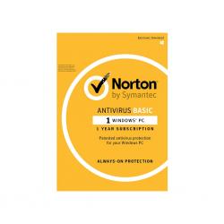 Norton Antivirus Basic 1 User