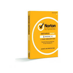 Norton Antivirus Basic 1 User