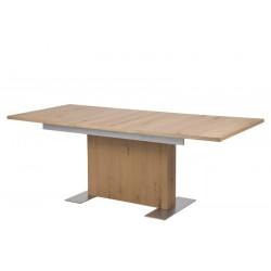 Actona Brick Table Only Oak MDF