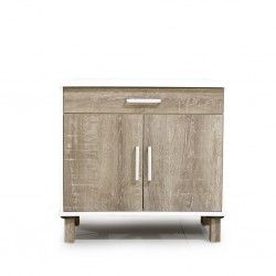 Cocktail Kitchen 2 Doors+1 Drawer Cabinet PB