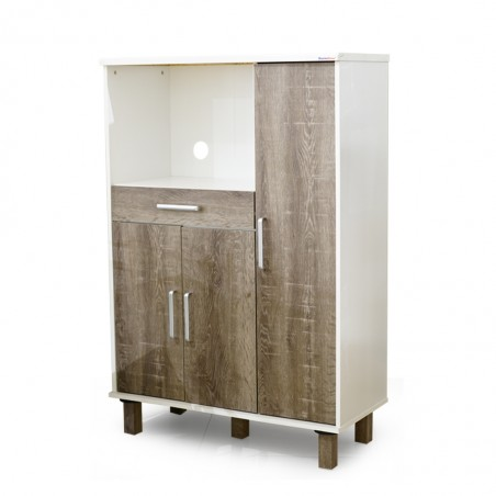 Cocktail Kitchen Cabinet 3 Doors PB