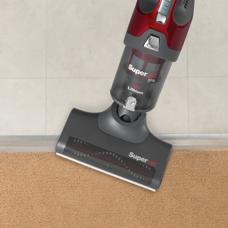 Morphy Richards 734035 Supervac Pro Cordless 2in1