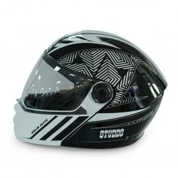 Studds Elite n4 Black Helmet 06685