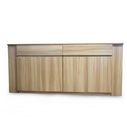 Skala Sideboard 4 Doors & 2 Drawers MDF