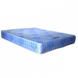 Sleep On It Econo Comfort Double 150x190 cm Light blue