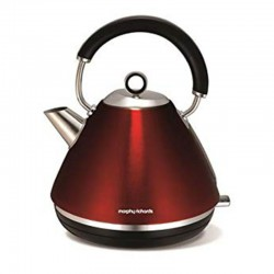 Morphy Richards 102004/EE Red Acc Pyramid Kettle