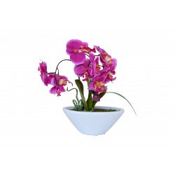 Flower with pot 30cm