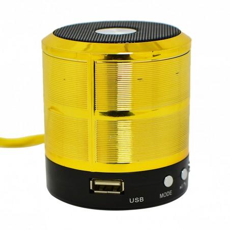 Bluetooth Speaker W-887 KTS-198 Metal