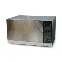 Sharp R-77AT(ST) Microwave Oven