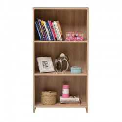 Forma Buki 3 P Shelving Unit Sonoma Oak