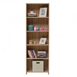 Forma Buki 5 P Shelving Unit Sonoma Oak