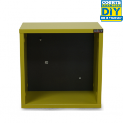 Novato Wall Shelf Green Color