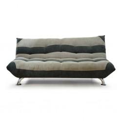 Royal Sofa Bed Coffee Fabric