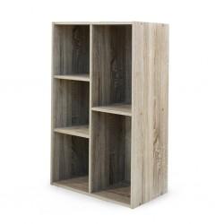 Nexus Shelving Cabinet S.Eiche PB W50xH80xD29 cm