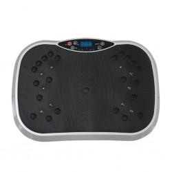 Touchless Grey fitness vibrating machine