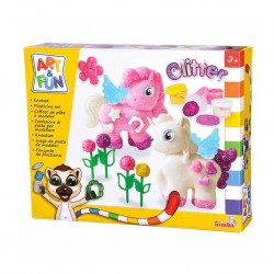 Simba Art & Fun Dough Set Unicorn 106326016