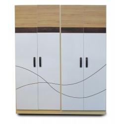 Concept Antalya Wardrobe 4 Doors