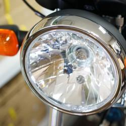 Suzuki EN125-2A Black 124cc Motorbike