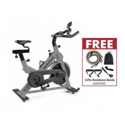 NordicTrack GX 3.9 Sport Spin Bike & Free 11Pcs Resistance Bands