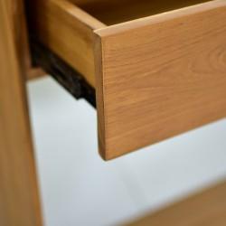 Sandy Console Table In Teak Wood