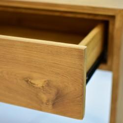 Sandy Console Table In Teak