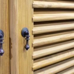 Elena Buffet Sideboard 3 Doors In Teak