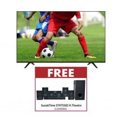 Hisense 58A7100F 58'' 4K Smart TV & Free SuzukiTime STHT5502 H.Theatre