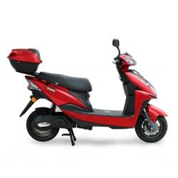 Lvneng X4-G Red Electric Bike