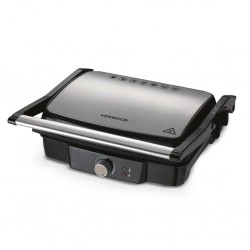 Kenwood HGM30.000SI Blk Metal Contact Grill