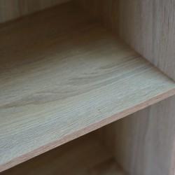 Nexus Shelving Oak Particle Board MB082