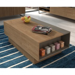 Nums Coffee Table With Drawer