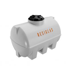 Resiglas 1000 Lts Polychrome Type A Water Tank White Snow