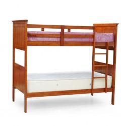 Adam Double Decker Bed 90x190cm Dirty Oak