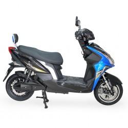 Hongdu Fireblade 2000 Watts (2Kw) Electric Motorcycle Blue Bike