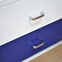 Nemo Bedroom Set 107x190cm Blue Color