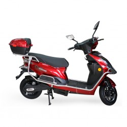 Speedway JY-01 Black/Red Electric Bike