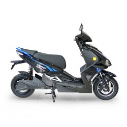 Speedway XD400 Black Electric Bike