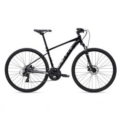 Marin San Rafael DS 1 Gloss Black/Silver Bike