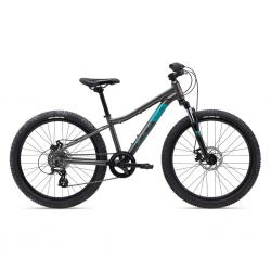Marin Bayview Trail 24 Gloss Charcoal/Teal Bike