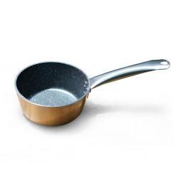 """Ibili 495114-IB 14cm Natura Copper Saucepan """"O"""""""