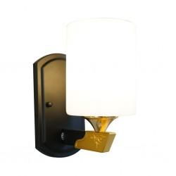 Lior -Mural Lamp Black / D18/1