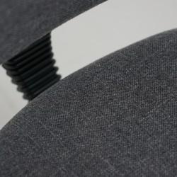 Elanza Office Chair Grey