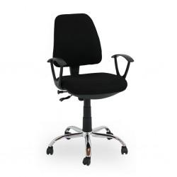 Elanza Office Chair Black