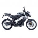 Bajaj Pulsar 200NS 200CC Black Motorbike