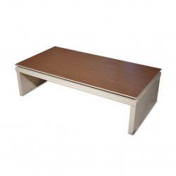 Lincoln Coffee Table Off-white /Natural PB